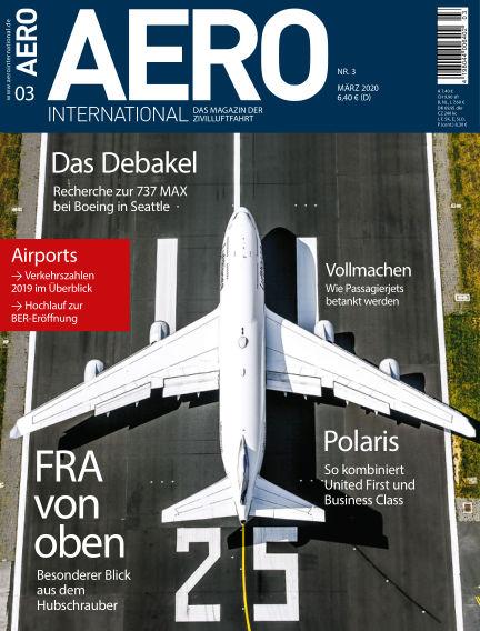AERO INTERNATIONAL February 18, 2020 00:00