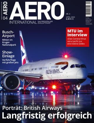 AERO INTERNATIONAL NR. 04 2020
