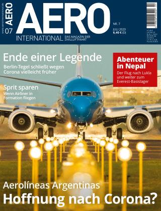 AERO INTERNATIONAL NR. 07 2020