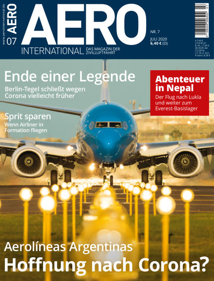 AERO INTERNATIONAL June 16, 2020 00:00