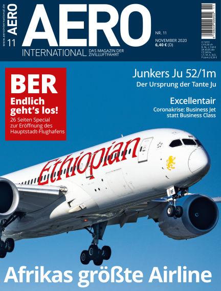 AERO INTERNATIONAL October 13, 2020 00:00