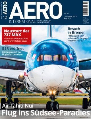 AERO INTERNATIONAL NR. 12 2020