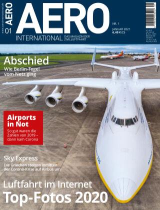 AERO INTERNATIONAL NR. 01 2021