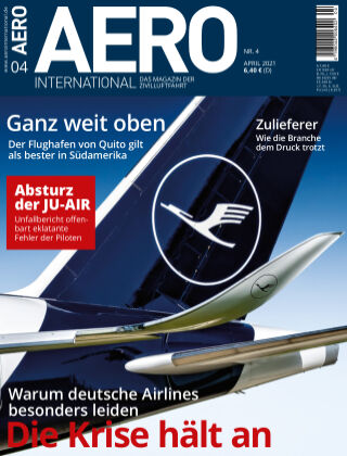 AERO INTERNATIONAL NR. 04 2021