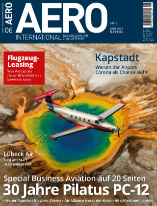 AERO INTERNATIONAL NR. 06 2021