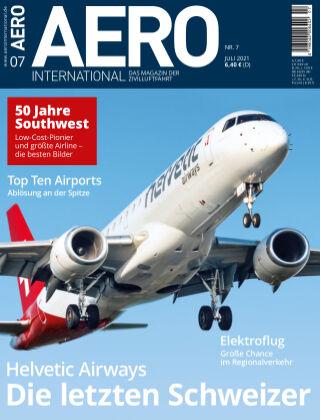AERO INTERNATIONAL NR. 07 2021