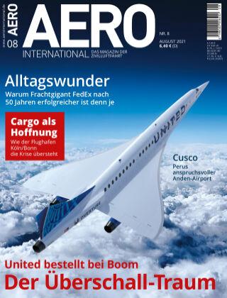 AERO INTERNATIONAL NR. 08 2021