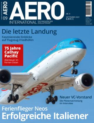AERO INTERNATIONAL NR. 09 2021