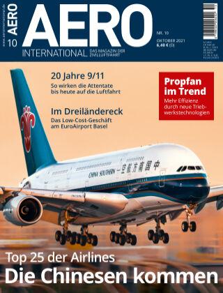 AERO INTERNATIONAL Nr. 10 2021