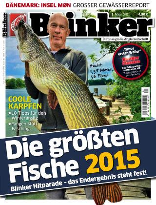 Blinker Nr. 2 2016