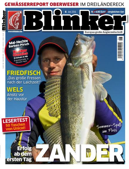 Blinker May 18, 2016 00:00