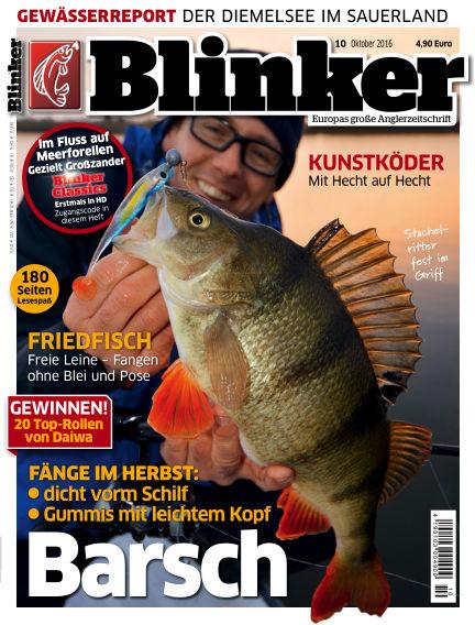 Blinker September 21, 2016 00:00