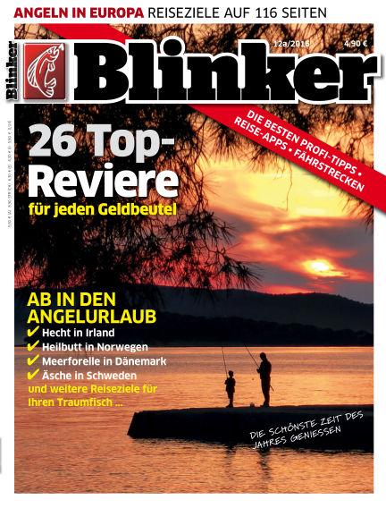 Blinker November 30, 2016 00:00