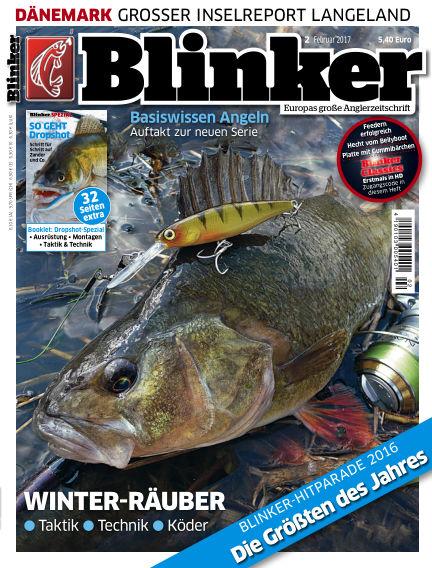 Blinker January 18, 2017 00:00