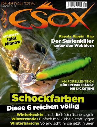 ESOX Nr. 1 2016