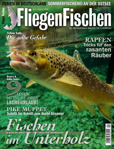 FliegenFischen June 08, 2016 00:00