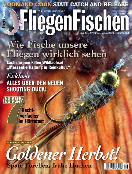 FliegenFischen October 05, 2016 00:00