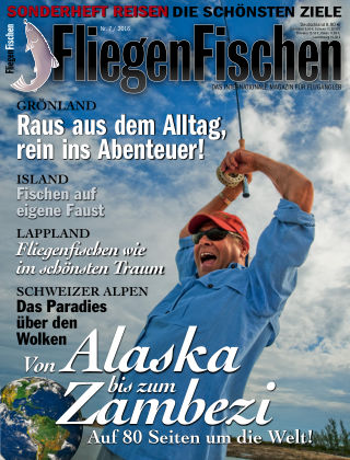 FliegenFischen NR. 01 2016