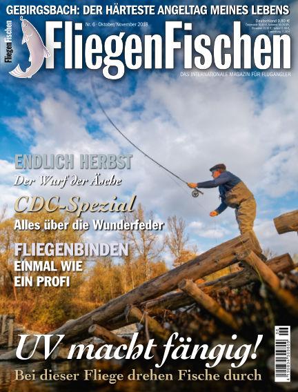 FliegenFischen October 09, 2018 00:00