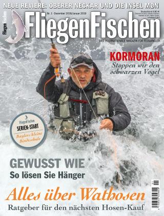 FliegenFischen NR. 01 2019
