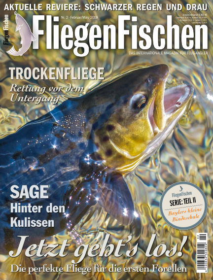 FliegenFischen February 05, 2019 00:00