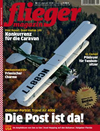 fliegermagazin Nr. 1 2016