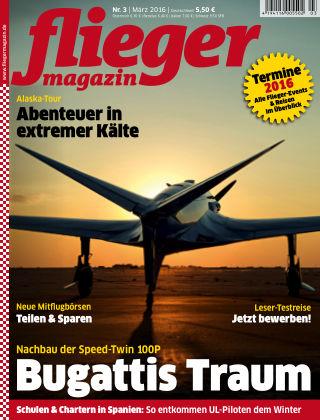 fliegermagazin NR. 3 2016