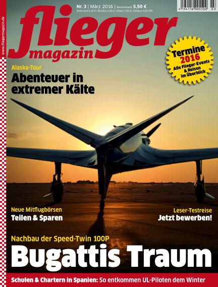 fliegermagazin February 17, 2016 00:00