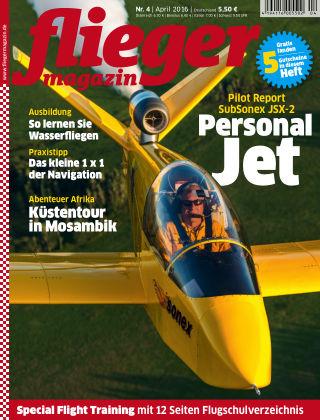 fliegermagazin NR. 04 2016