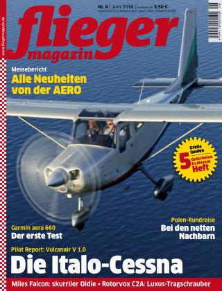 fliegermagazin NR. 06 2016