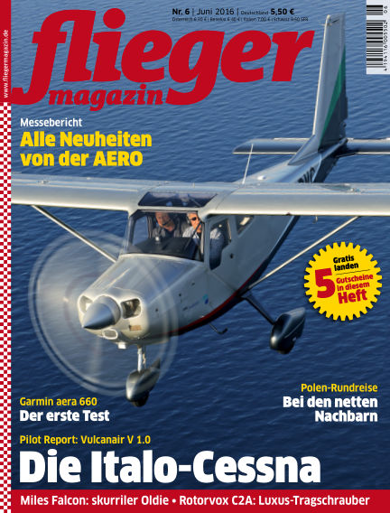 fliegermagazin May 18, 2016 00:00