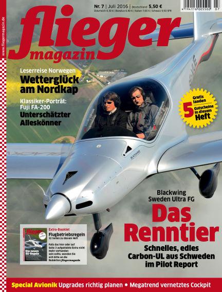 fliegermagazin June 22, 2016 00:00