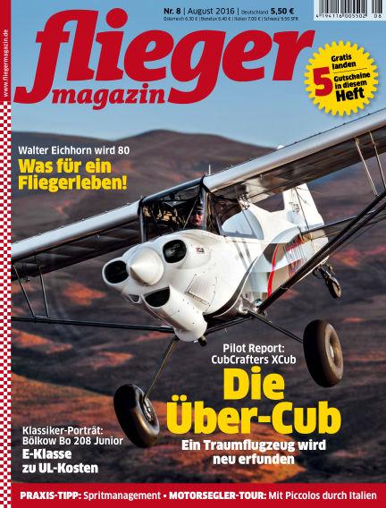 fliegermagazin July 20, 2016 00:00