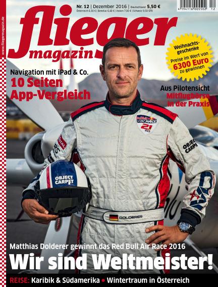 fliegermagazin November 16, 2016 00:00