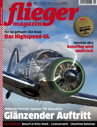 fliegermagazin NR. 01 2017