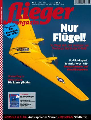 fliegermagazin NR. 05 2017