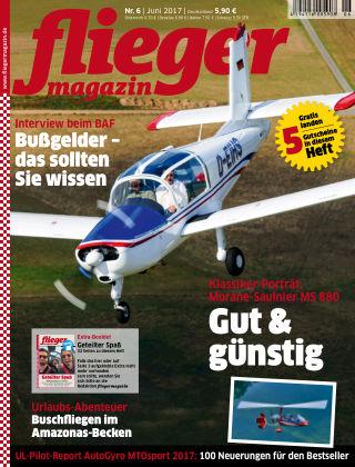fliegermagazin NR. 06 2017