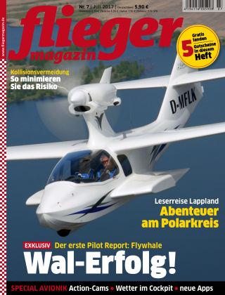 fliegermagazin NR. 07 2017