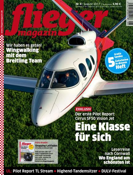 fliegermagazin July 26, 2017 00:00