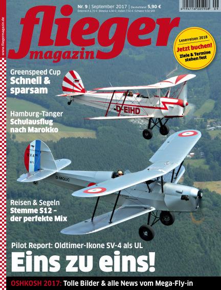 fliegermagazin August 23, 2017 00:00