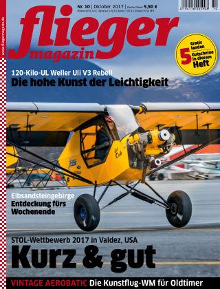 fliegermagazin NR. 10 2017