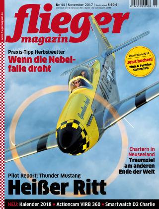 fliegermagazin NR. 11 2017