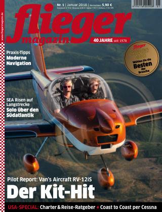 fliegermagazin NR. 01 2018