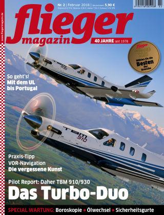 fliegermagazin NR. 02 2018