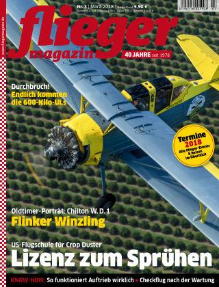 fliegermagazin NR. 03 2018