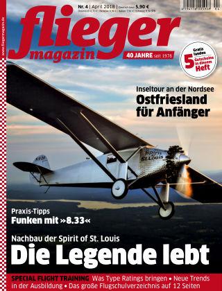 fliegermagazin NR. 04 2018