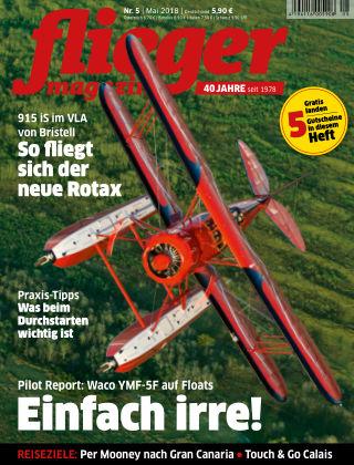 fliegermagazin NR. 05 2018