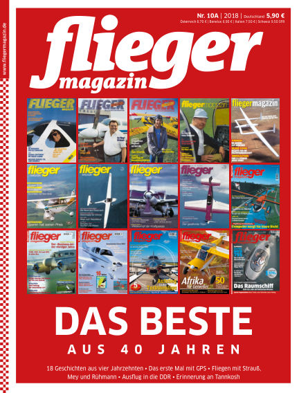 fliegermagazin September 11, 2018 00:00