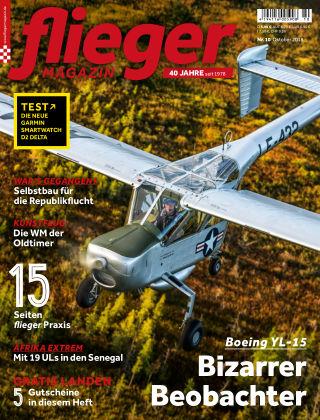 fliegermagazin NR. 10 2018