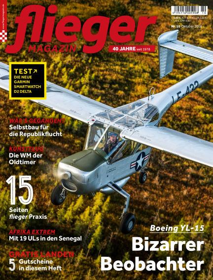 fliegermagazin September 25, 2018 00:00